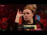 Anastasia Dobromyslova vs Karin Krappen (BDO World Darts Championship 2014  Round 1)
